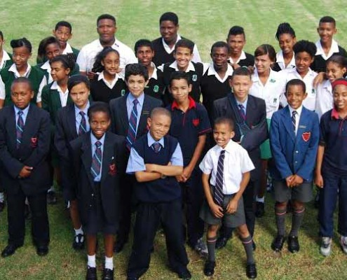 South Africa - School of Excellence 2015