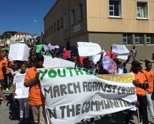 Youth March Feb 2016